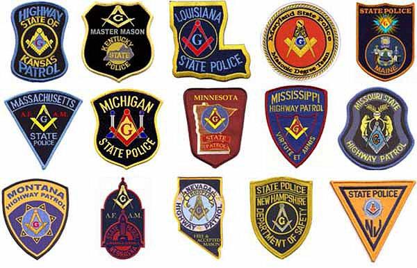 Masons in Law Enforcement